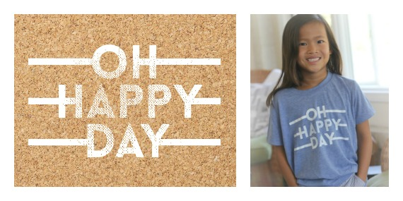 oh happy day banner collage